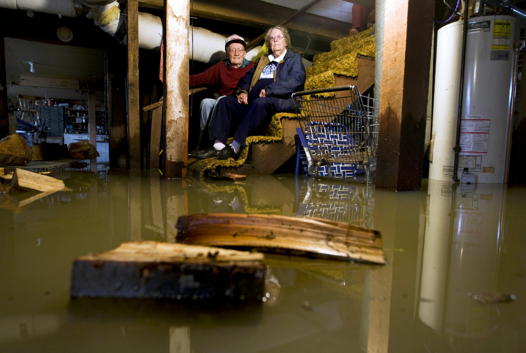 Aurora Flooded Basements